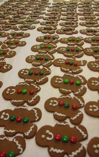 Endless Gingerbread Men