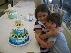 Cake Decorating Classes Near Thornton : About Us - The Makery Cake Company