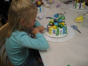 Package Cake Party