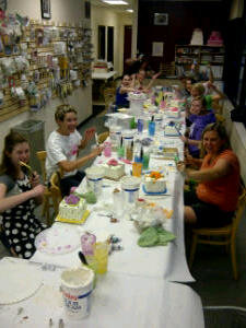 Cake Decorating Classes Near Thornton : cake decorating classes denver Archives - The Makery Cake ...