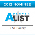 Vote for The Makery Cake Company for Best Bakery A-list 2012