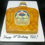 crown royal cake