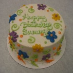 Funky Birthday Cake 2