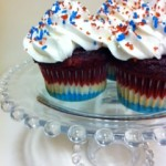 4th of July cupcakes in Denver