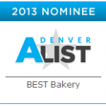 Best Bakery in Denver 2013 The Makery Cake Company