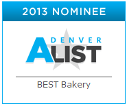 Best Bakery in Denver 2013 The Makery Cake Company