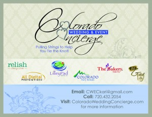 Colorado Wedding and Event Concierge $5000 giveaway
