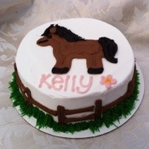 Animal Cake Decorating Party Theme in Denver