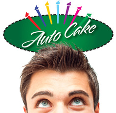 Automated monthly birthday cake program Dener