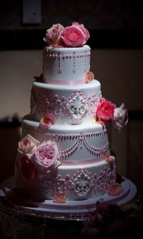 Wedding cakes Denver