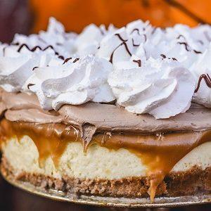 Unique holiday desserts