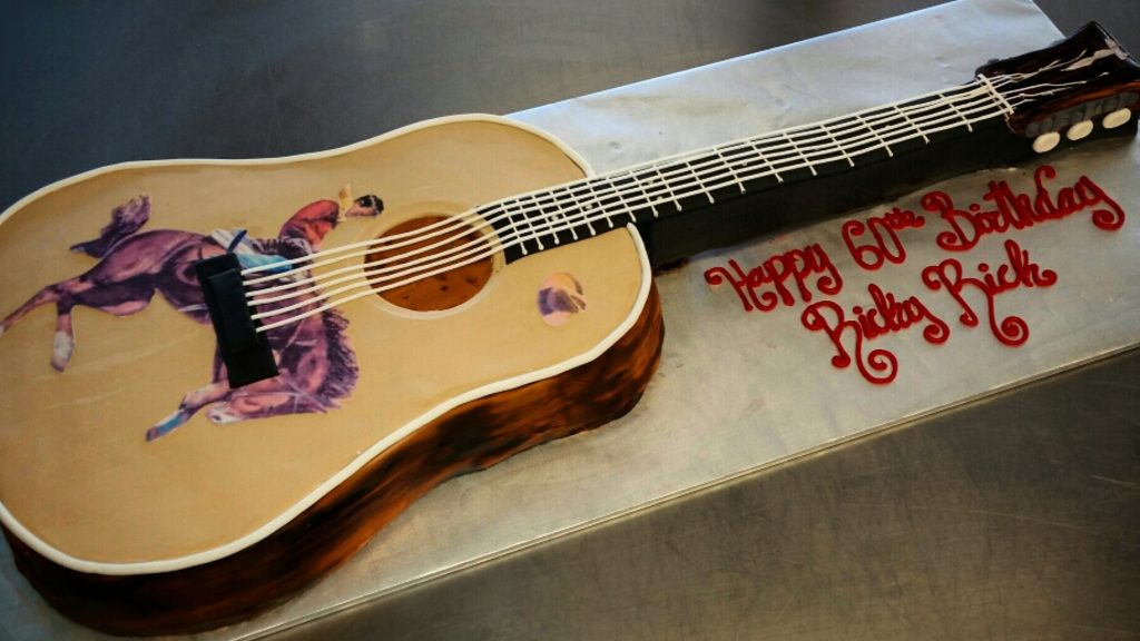 Guitar Birthday Cake Archives