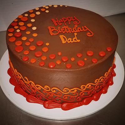 Dads Love Cake