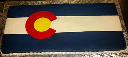 Colorado Spirit Cake