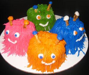 Alien Cupcake Party