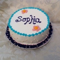 Princess Cake Decorating Party Theme for little girls in Denver