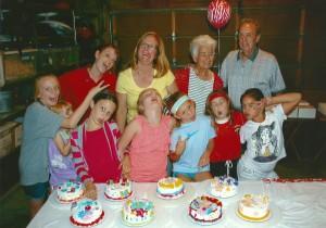 Garage Cake Decorating Party!