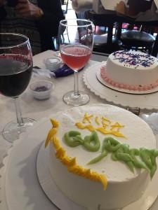 Water to wine cake 4