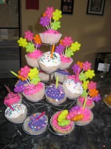 Cheerful Makery Cupcakes