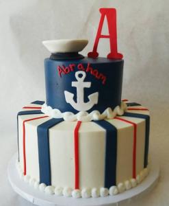 Little Sailor Cake