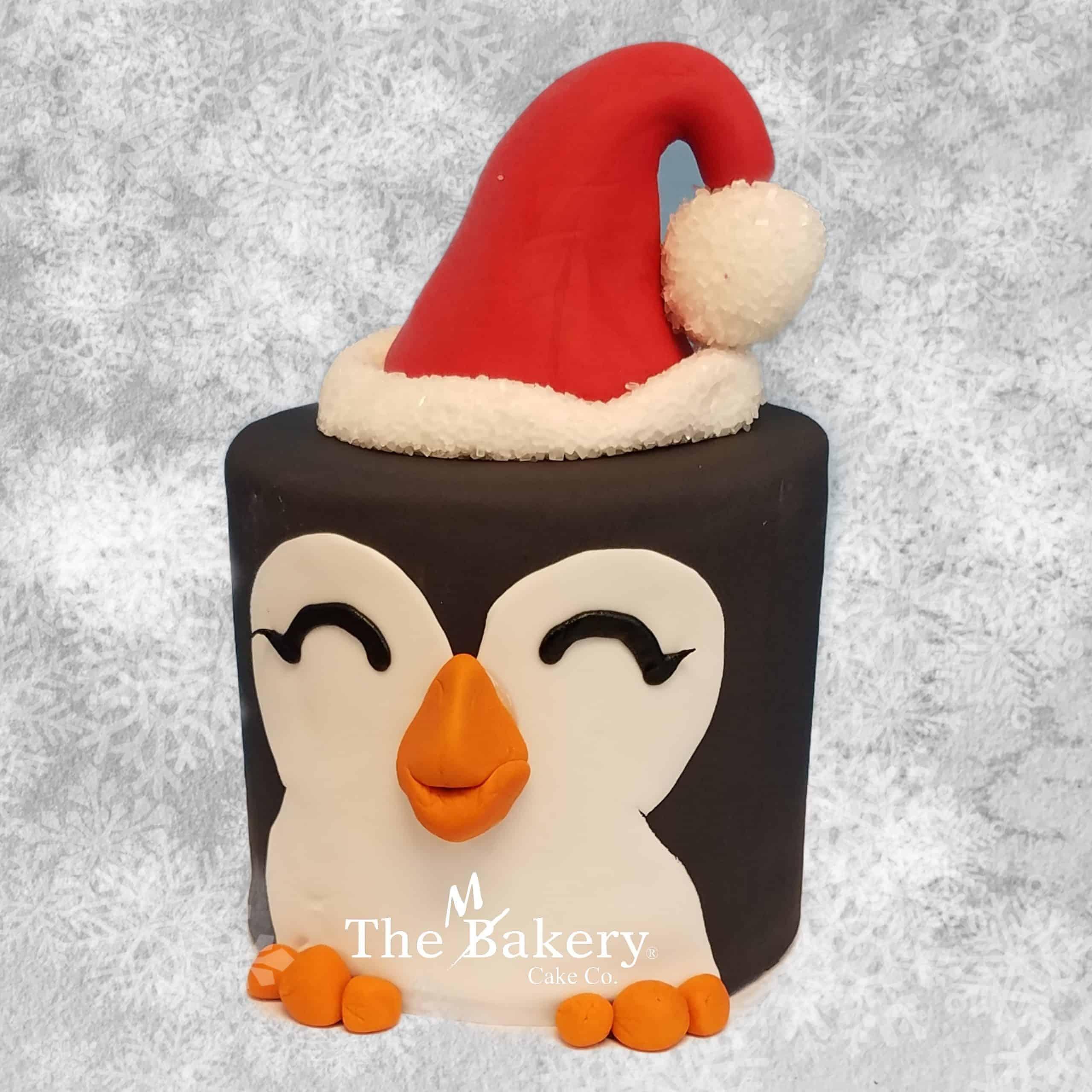 Cute Penguin Decorating Class
