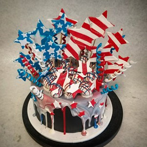 4th of July Cakes Denver Co.