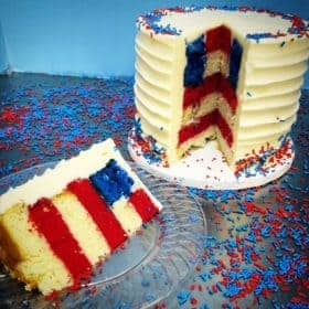 4th of July Cakes