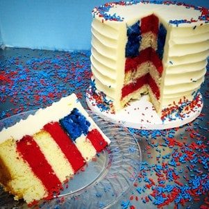 4th of July Cakes Denver