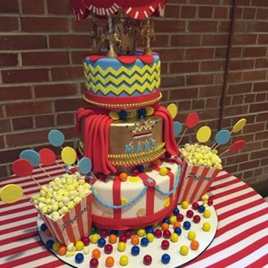 Kids Birthday Cake Bakery