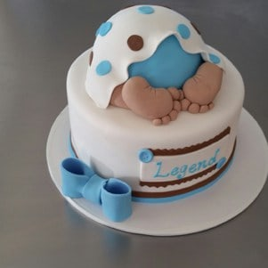 Baby Shower Cakes Denver