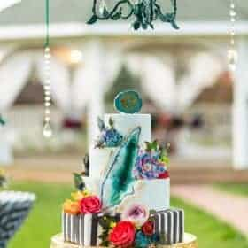 Quinceañera Cakes