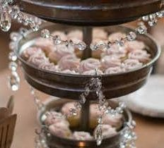 The Makery Cake Company Chandellier Cupcake
