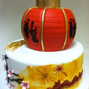 Chinese New Year Cake Denver