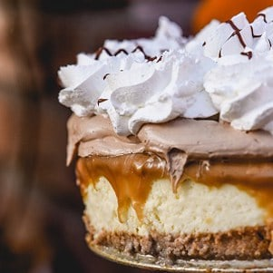 Mile Pie Topped Cheesecakes Denver
