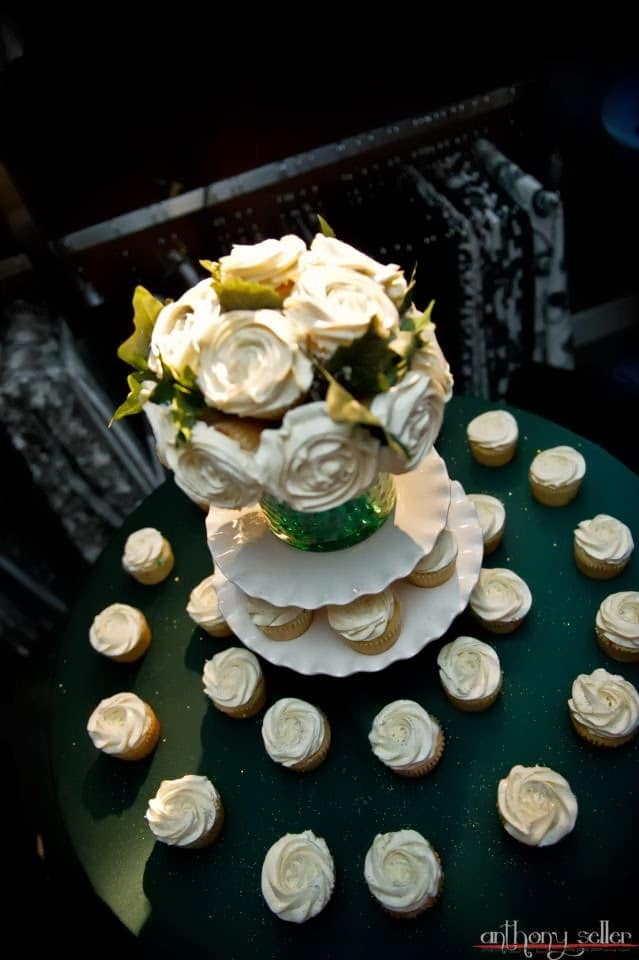 The Makery Cake Company Cupcake Bouquet
