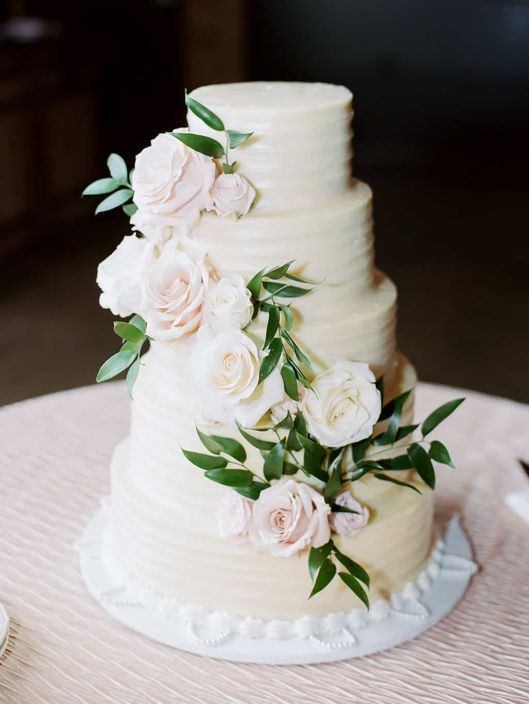 The Makery Cake Company Elegant Textured Cake