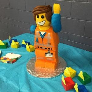 Lego Cake Denver