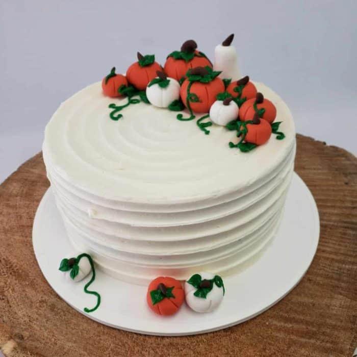 fall fling cake