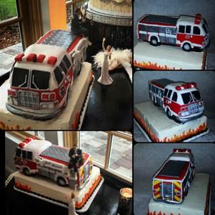 Bakery Groom's Cake