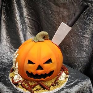 Halloween Cakes Denver