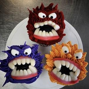 Denver Halloween Cakes