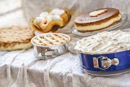Holiday Pie Inspired Desserts