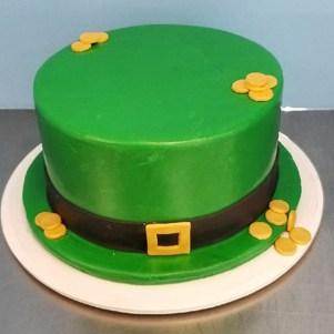 St Patrick's Day Cake Denver