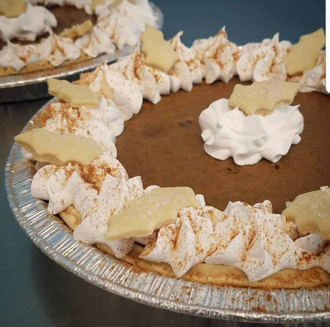 The Makery Cake Company Infamous Pumpkin Pie