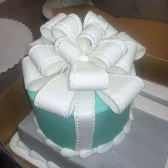 The Makery Cake Company Package Cake
