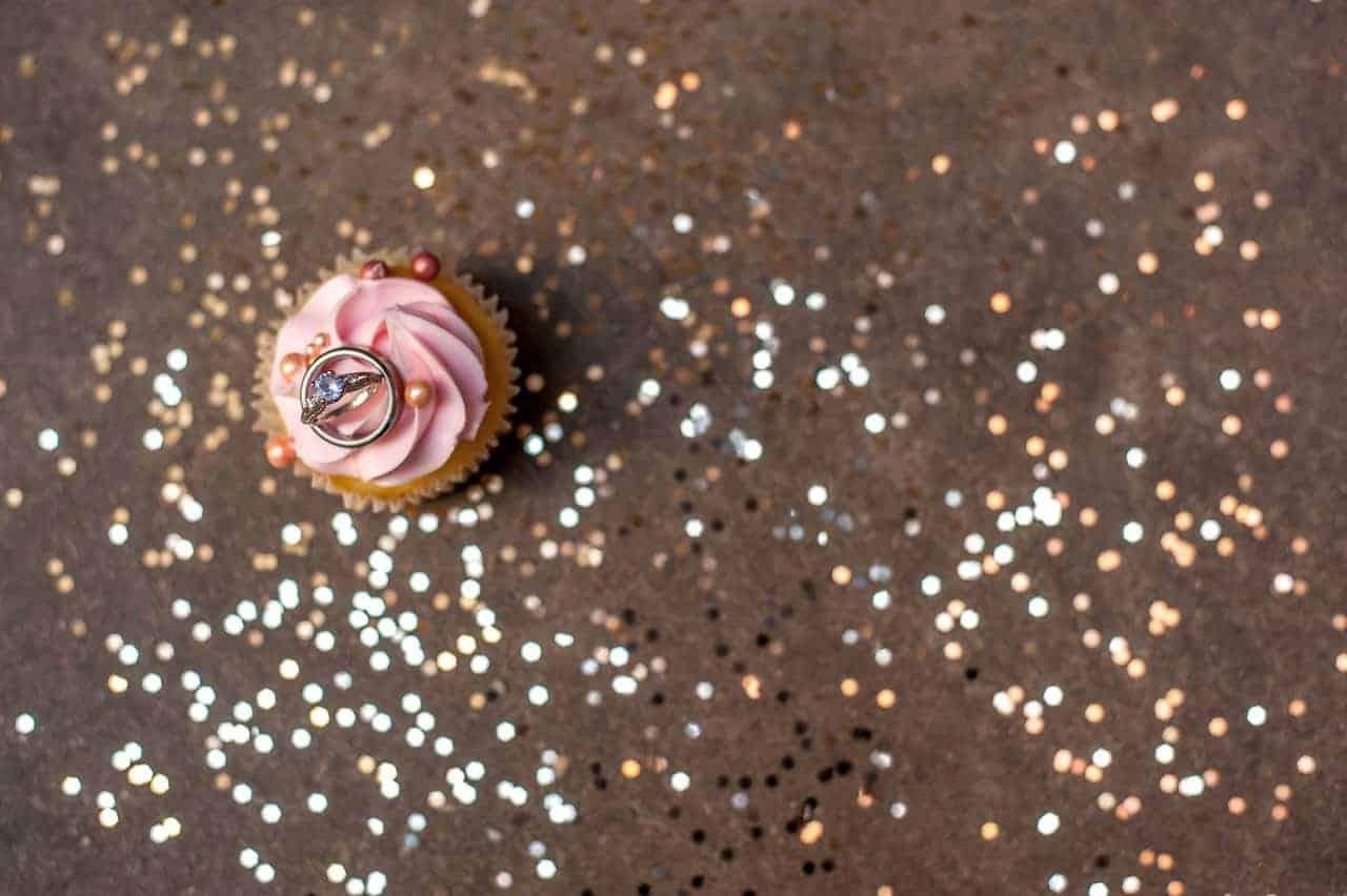 The Makery Cake Company Pretty Swirl Pink Cupcakes