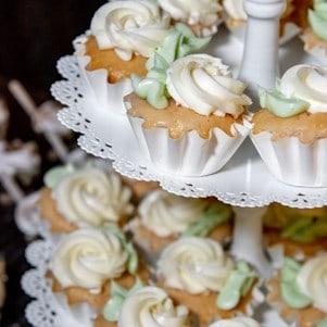 Denver Wedding Cupcake