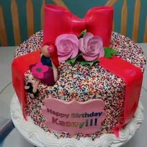 Happy Birthday Cake Denver