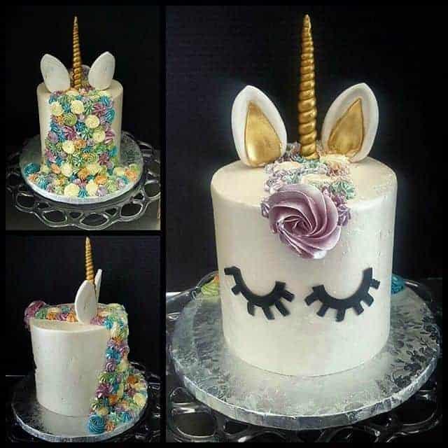 Unicorn Cake Denver