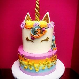 Unicorn Cake Denver Co.